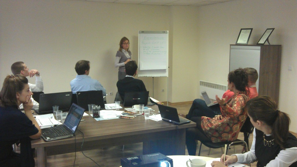 Kick-off meeting of GEP VET project