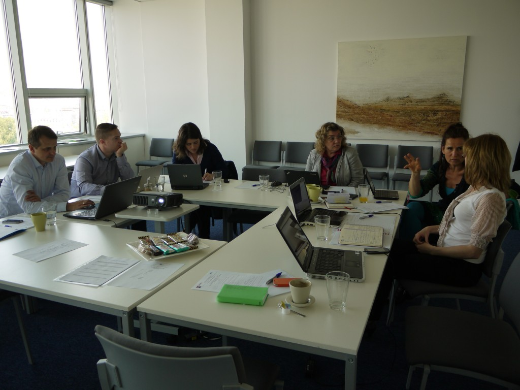 Work Meeting in Bratislava