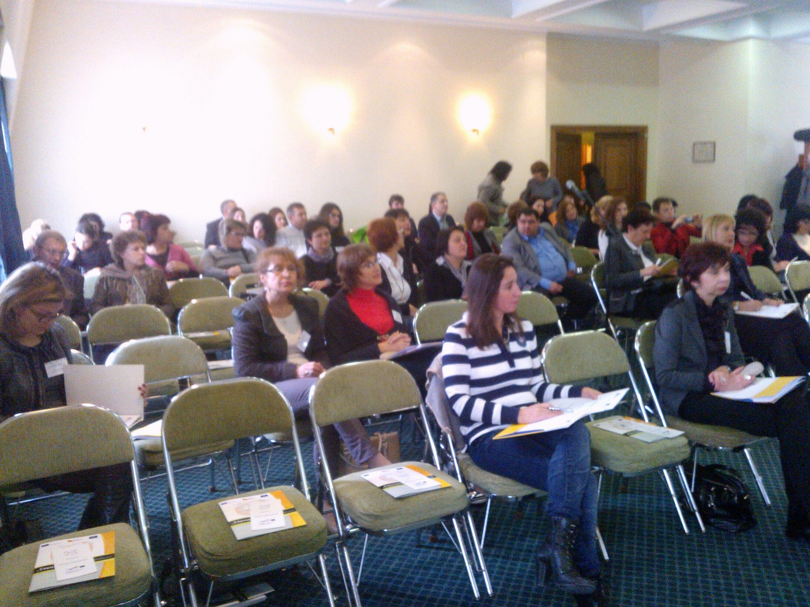 Conference in Plovdiv